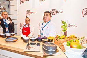 Chef Jhosef Arias cocina peruana en Madrid