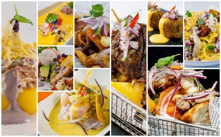 la cocina peruana de Jhosef Arias