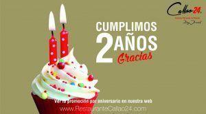 2º Aniversario Callao24 2017