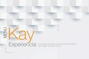 Menú Degustación Kay