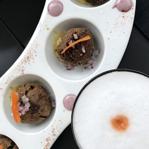 Menú Degustación Marea Brava en el Restaurante Piscomar
