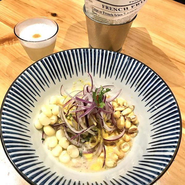 Menú Degustación Mar y Costa en Restaurante Piscomar