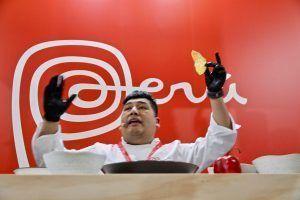 Chef Jhosef Arias In Madrid Fusion 2019
