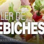 Taller de Cocina Cebiches con Jhosef Arias - 25 de Septiembre
