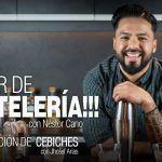 Taller de Coctelería con Nestor Cano, Showcooking y Degustación de Cebiche 5 de Junio 2019