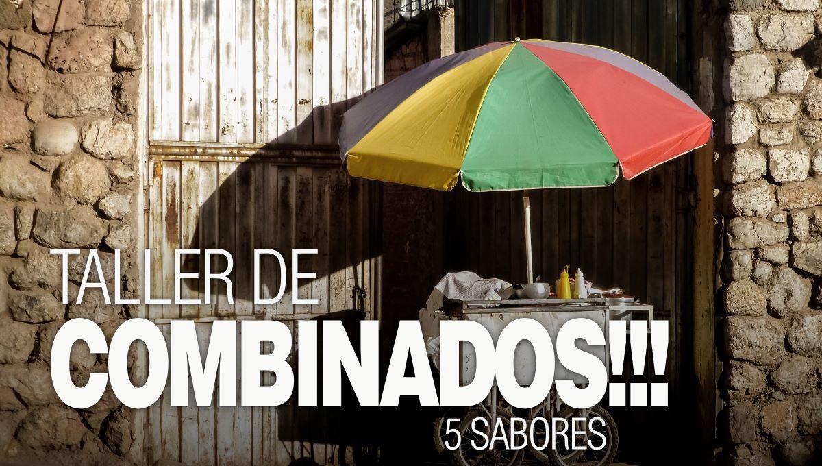 Taller de Cocina Combinado 5 Sabores Perú - La Tía Veneno - 27 de Noviembre