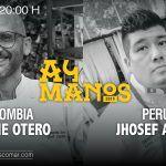 4 Manos Chef Charlie Otero & Chef Jhosef Arias + Música de Cajón